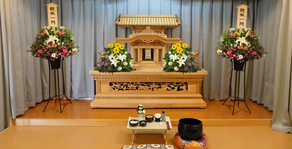 家族葬31万(税抜)~