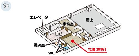 館内図5階